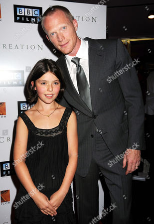 Premiere of 'Creation' at the Curzon Cinema Mayfair Martha West and Paul Bettany