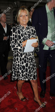 Stock Picture of Premiere of 'Creation' at the Curzon Cinema Mayfair Celestia Fox