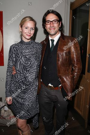 Editorial image of Press Night Afterparty For 'Breakfast at Tiffany's' at Haymarket Hotel - 29 Sep 2009