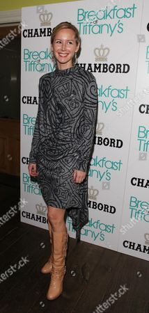 Press Night Afterparty For 'Breakfast at Tiffany's' at Haymarket Hotel Megan Dodds