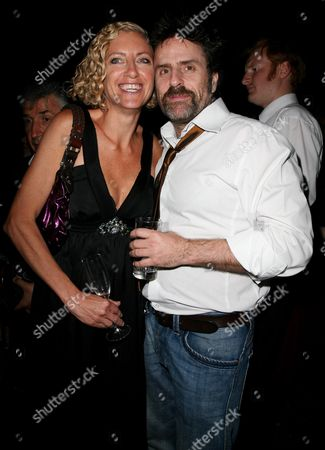Press Night Afterparty For 'The Female of the Species' at Inn the Park St James's Park Joanna Murray-smith and Con O'neill