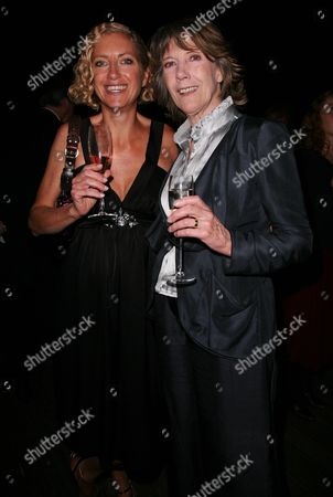 Press Night Afterparty For 'The Female of the Species' at Inn the Park St James's Park Joanna Murray-smith and Dame Eileen Atkins