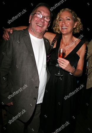 Press Night Afterparty For 'The Female of the Species' at Inn the Park St James's Park Sam Kelly and Joanna Murray-smith