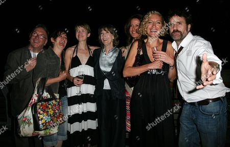 Press Night Afterparty For 'The Female of the Species' at Inn the Park St James's Park Sam Kelly Sophie Thompson Anna Maxwell Martin Dame Eileen Atkins Joanna Murray-smith and Con O'neill