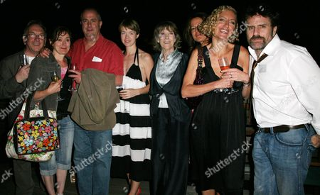 Press Night Afterparty For 'The Female of the Species' at Inn the Park St James's Park Sam Kelly Sophie Thompson Roger Michell Anna Maxwell Martin Dame Eileen Atkins Joanna Murray-smith and Con O'neill