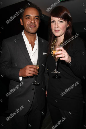 Press Night For 'Cat On A Hot Tin Roof' at the Novello Theatre and Afterparty at the Paramount Club Centre Point Peter De Jersey