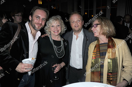Editorial photo of Press Night Party For What the Butler Saw - 16 May 2012