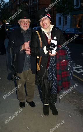 Private View For 'Full Throttle' the Second Part of A Retrospective at the Little Black Gallery in Fulham Photographer Barry Lategan and Stuart Goddard (adam Ant)