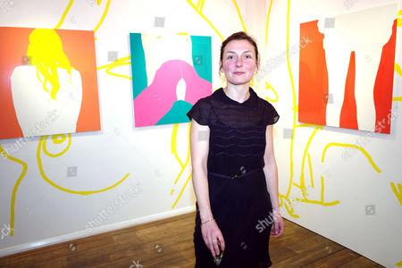 Private View of 'Closer/closer' by Natasha Law at Eleven 11 Eccleston Street Natasha Law
