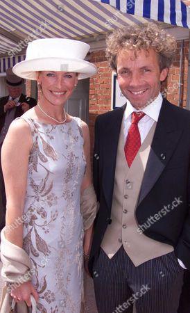 Royal Ascot - Day 2 Tracey Bailey and John Francombe
