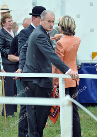 Royal Windsor Horse Show Thursday Lord Brabourne