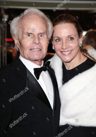 Royal World Premiere of 'Alice in Wonderland' in Aid of the Prince's Foundation For Children and the Arts at the Odeon Leicester Square Richard D Zanuck with His Wife Lili Fini Zanuck