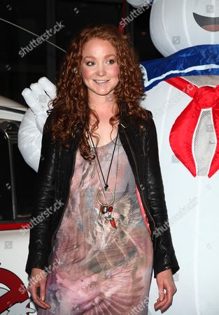 Screening of 'Ghostbusters' to Mark the Blue Ray Dvd Release at the Soho Hotel Phoebe Thomas