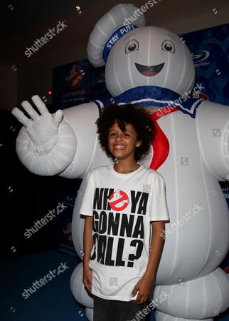 Screening of 'Ghostbusters' to Mark the Blue Ray Dvd Release at the Soho Hotel Callum Francis