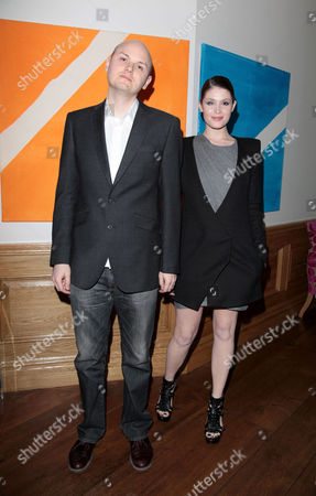 Screening of 'The Disappearance of Alice Creed' at the Soho Hotel Director J Blakeson with Gemma Arterton