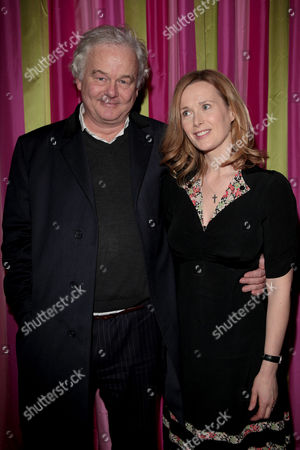 Screening of Special Q&a Screening For 'The Boys Are Back' at the Soho Hotel Author Simon Carr and Natasha Little