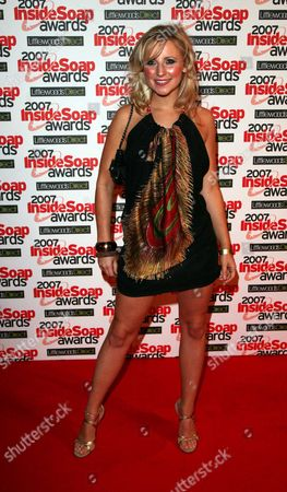 Editorial picture of The 2007 Inside Soap Awards at Gilgamesh, Chalk Farm - 24 Sep 2007