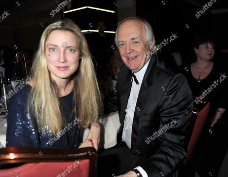 The 2008 Costa Book Awards at the Intercontinental Hotel Hamilton Place London Eva Rice & Her Father Sir Tim Rice
