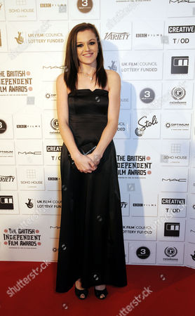 Editorial picture of The British Independent Film Awards (bifa) at the Brewery, Chiswell Street - 06 Dec 2009