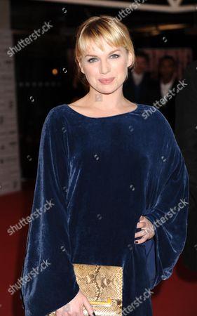 The British Independent Film Awards at the Old Billingsgate Market Lower Thames Street London Eva Birthistle