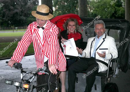 Editorial picture of The Conservative Party Summer Ball - 02 Jul 2007