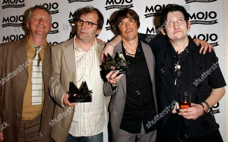 Editorial photo of The Mojo Honours List Held at Porchester Hall, W11 - 16 Jun 2005