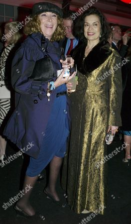 the Serpentine Gallery and Ccc Moscow Summer Party at the Serpentine Gallery Kensington Gardens Nona Summers and Bianca Jagger