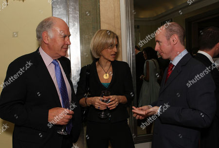 the Threadneedle and Spectator Parliamentarian Awards Lunch in the Ballroom Claridges Emily Maitlis Daniel Hannan