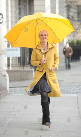 Stock Photo of The Veuve Clicquot Business Woman Award 2010 Laura Tenison Founder & Md of Retailing Company Jojo Maman Bebe