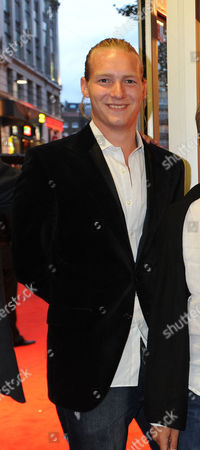 the World Premiere of 'Rocknrolla' at the Odeon Westend Sam Sangster