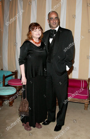 Editorial photo of Uk Premiere Afterparty For 'Sex and the City 2' at the Orangery, Kensington Palace - 27 May 2010