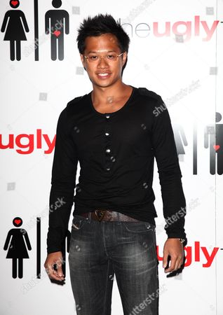 Uk Premiere of 'The Ugly Truth' at the Vue Leicester Square Kenneth Tong (big Brother)