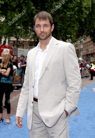 Uk Premiere of 'Transformers 2 Revenge of the Fallen' at the Odeon Leicester Square Matthew Marsden
