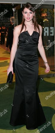 Uk Premiere of 'Tropic of Thunder' at the Odeon Leicester Square New Face of Lara Croft Alison Carroll