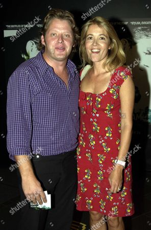 Charley Boorman with His Wife Olivia