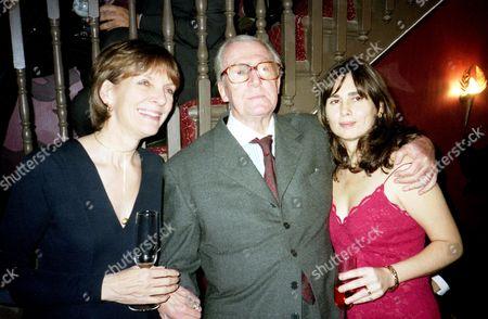 Vogue Party Anna Harvey Hardy Amies and Alexandra Shulman