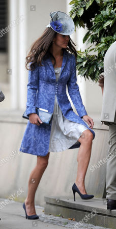 Wedding of Nicholas Van Cutsem and Alice Hadden-paton at the Guards Chapel and the Reception at Wellington Barracks Birdcage Walk Westminster London Kate Middleton