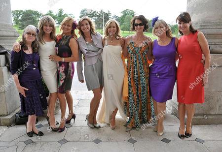 Editorial photo of Wedding of Nina Carter & Douglas Harrison - 12 Jun 2010