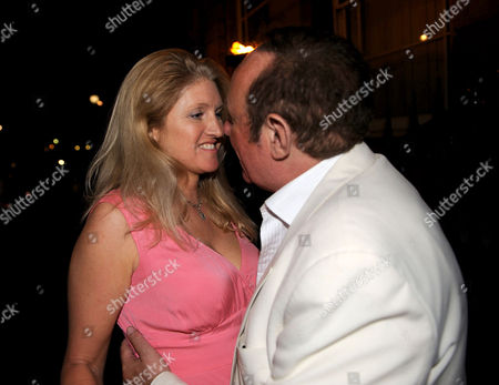 Wedding Party For William Cash and Vanessa Neumann at the Carlton Club Birgit Cunningham & Andrew Neil