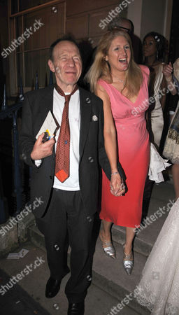 Stock Picture of Wedding Party For William Cash and Vanessa Neumann at the Carlton Club Anthony Haden-guest & Birgit Cunningham