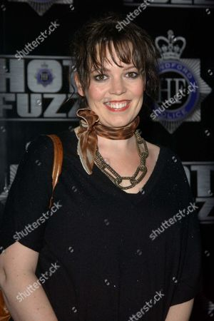 Stock Photo of World Premiere of 'Hot Fuzz' at the Vue Leicester Square Olivia Colman
