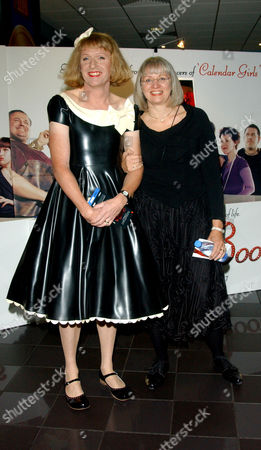 World Premiere of 'Kinky Boots' at the Vue Cinema Leicester Square and Afterparty at Titanic Brewer St Grayson Perry with His Wife