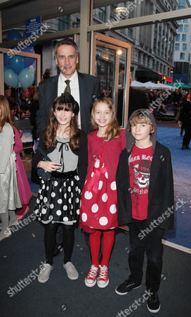 World Premiere of 'Nanny Mcphee and the Big Bang' at the Odeon Westend Dermot Murnaghan