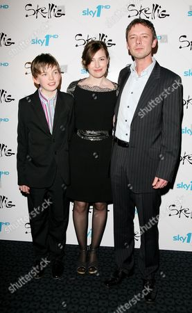 World Premiere of 'Skellig' For Sky 1hd at the Curzon Mayfair Cast: Ben Milner Kelly Macdonald and John Simm