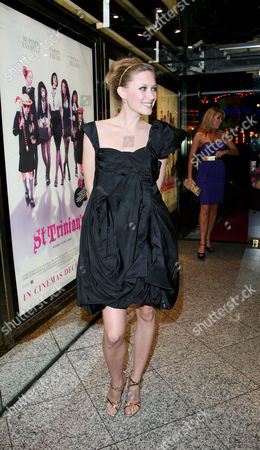 World Premiere of 'St Trinian's' at the Empire Leicester Square Tereza Srbova