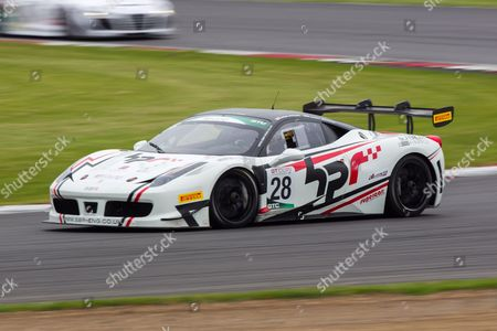 Editorial picture of MSVR GT Cup Championship racing, Silverstone, UK - 29 May 2016