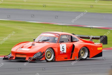 Richard Chamberlain Porsche 935 MSVR at GT Cup Championship