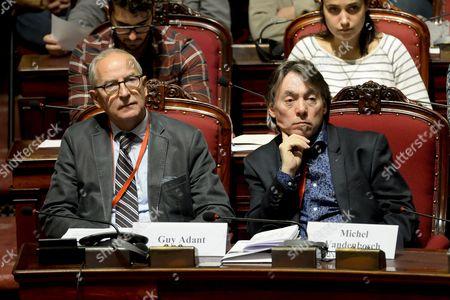 Guy Adant, Michel Vandenbosch