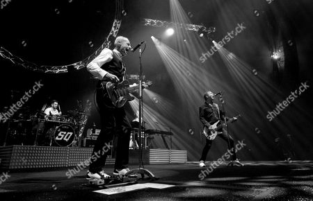 Editorial photo of Status Quo in concert, Bournemouth Bic, Bournemouth, UK - 09 Dec 2016