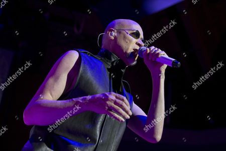 The Human League - Phil Oakey